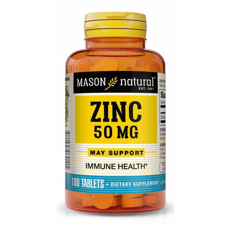 mason zinc 50mg