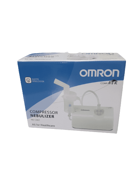 OMRON COMP AIR NEBULIZER NE-C801