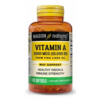 mason vitamin a