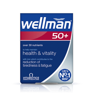 wellman50+