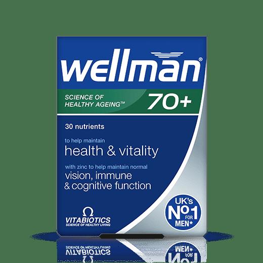 wellman70+