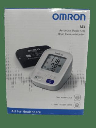 omron bp monitor arm