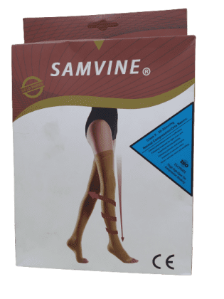 samvine varicose stockings